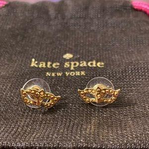 Kate spade masquerade earrings